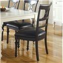 Canadel Custom Dining <b>Customizable</b> Side Chair - Item Number: CHA06001XD63ALA