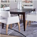 Canadel Custom Dining <b>Customizable</b> Rectangular Table - Item Number: TRE042683030MPGD1