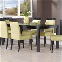 Canadel Custom Dining <b>Customizable</b> Rectangular Table - Item Number: TRE038680505MHDD1