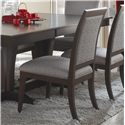 Canadel Custom Dining  <b>Customizable</b> Upholstered Side Chair - Item Number: CHA05010CM30MNA