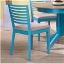 Canadel Custom Dining <b>Customizable</b> Upholstered Side Chair - Item Number: CHA05031UB77MNA