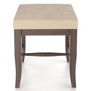 Canadel Custom Dining <b>Customizable</b> Upholstered Bench, 18""