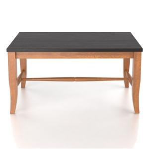 Canadel Custom Dining <b>Customizable</b> Wooden Seat Bench, 18""