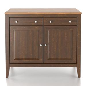 <b>Customizable</b> 38 Inch Buffet