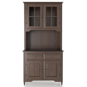 Canadel Custom Dining <b>Customizable</b> 38 Inch & Buffet