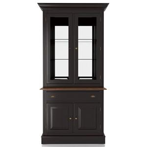 Canadel Custom Dining <b>Customizable</b> 38 Inch Hutch & Buffet
