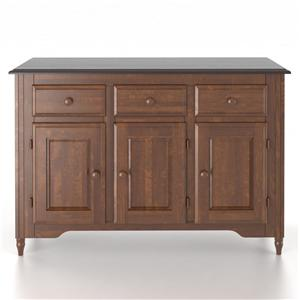 Canadel Custom Dining <b>Customizable</b> 48 Inch Buffet