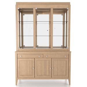 <b>Customizable</b> 54 Inch Hutch & Buffet