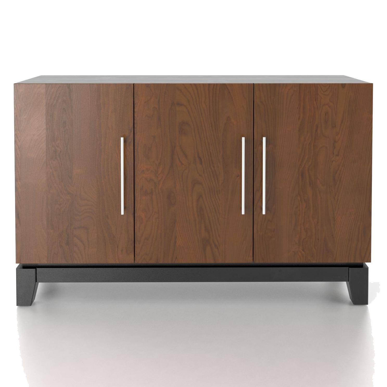 Canadel Custom Dining Buf 5434 M1 Customizable Buffet John V Schultz Furniture Servers