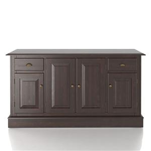 <b>Customizable</b> 60 Inch Buffet