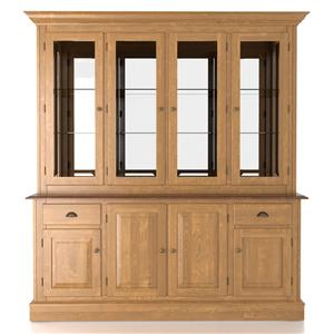 <b>Customizable</b> 72 Inch Hutch & Buffet