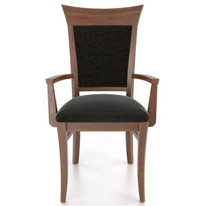 <b>Customizable</b> Upholstered Armchair