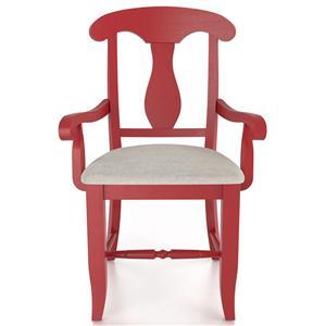 <b>Customizable</b> Upholstered Armchair