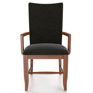 Canadel Custom Dining <b>Customizable</b> Arm Chair