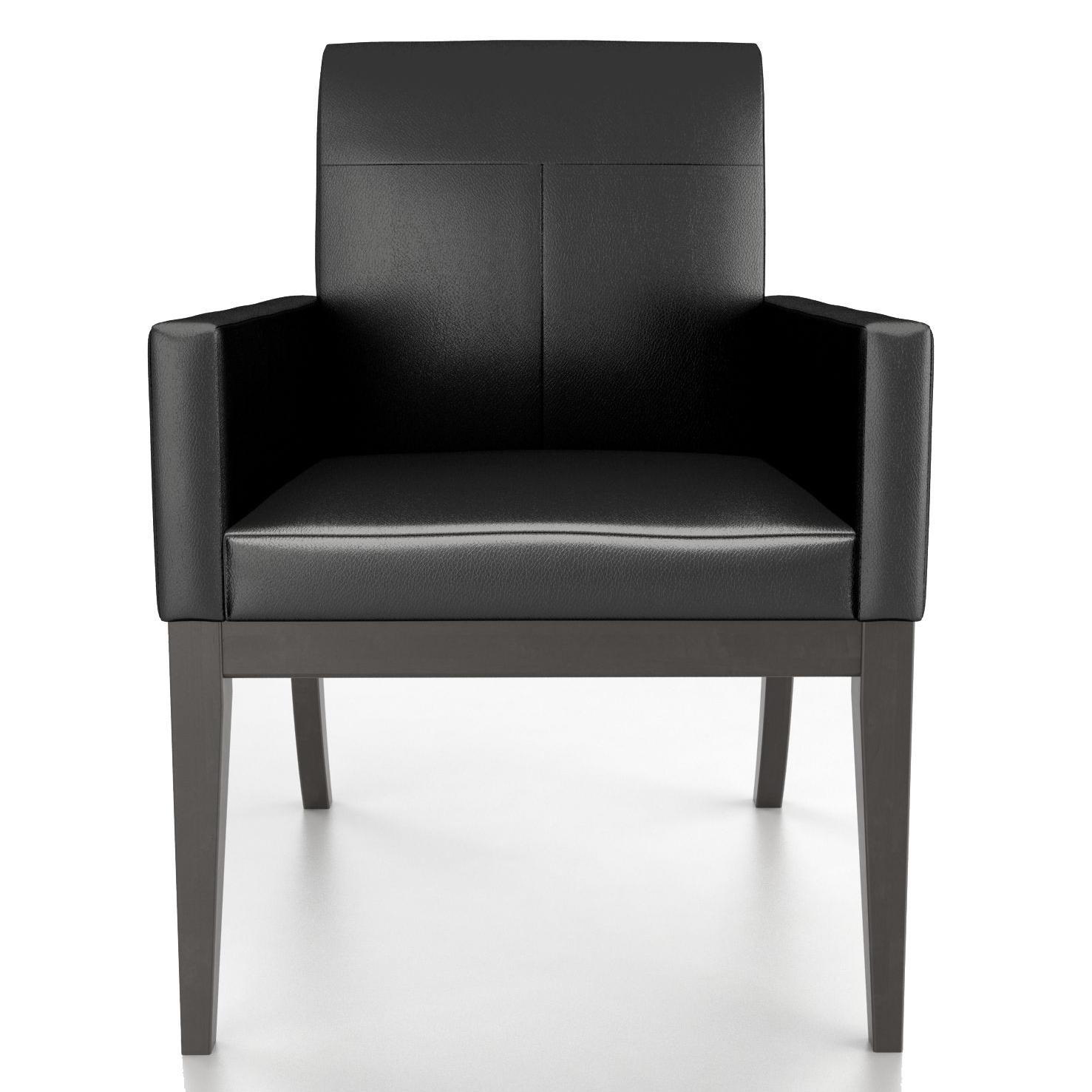 <b>Customizable</b> Upholstered Arm Chair