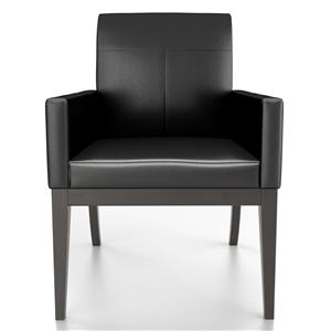 <b>Customizable</b> Upholstered Arm Chair