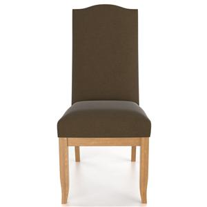 Canadel Custom Dining <b>Customizable</b> Upholstered Side Chair