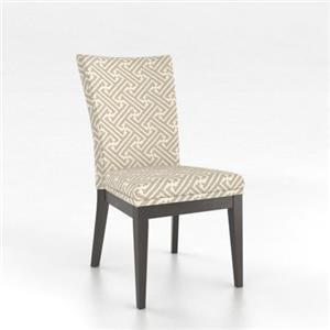 Canadel Custom Dining Side Chair