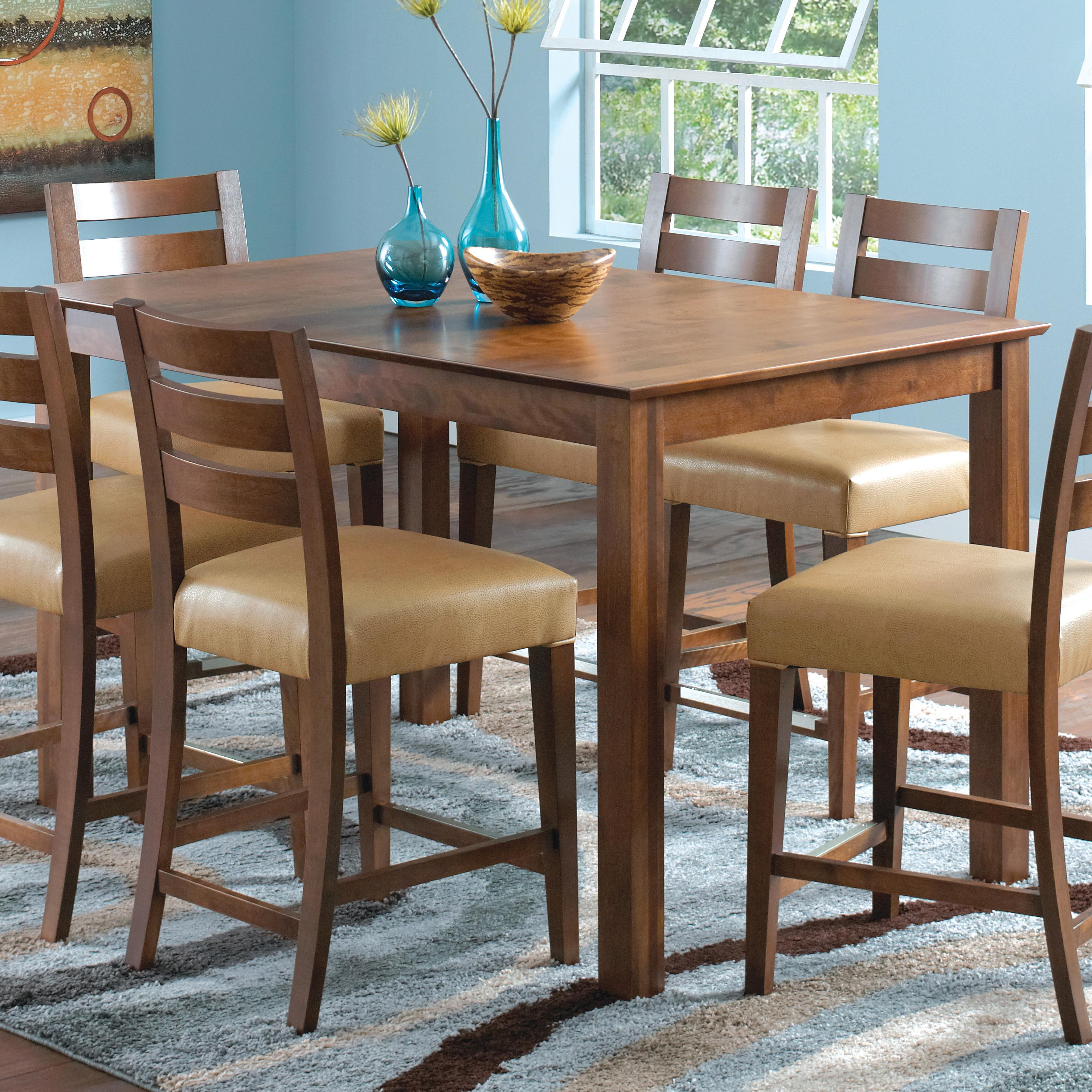 High Dining Room Table And Chairs: High Dining Customizable Counter