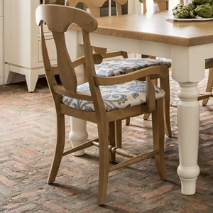 Customizable Arm Chair