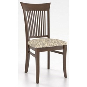 Customizable Upholstered Dining Side Chair