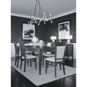 Canadel Core - Custom Dining Dining Room Group - Item Number: Set 2 Dining Room Group 1