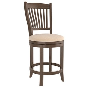 Customizable Couter Swivel Stool