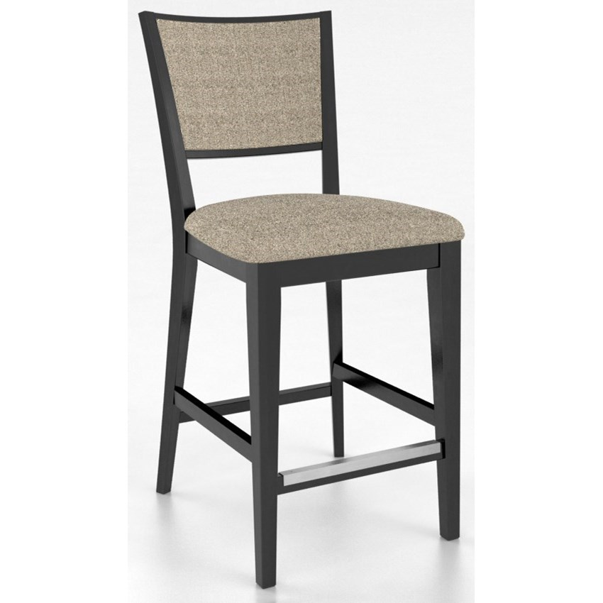 Canadel Custom Dining Customizable Upholstered Bar Stool