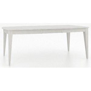 Customizable Boat Shape Table