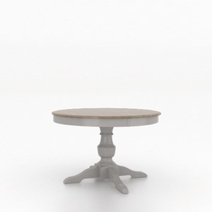 Customizable Round Dining Table
