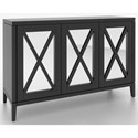 Canadel Custom Dining Customizable Buffet - Item Number: BUF05132NA63MT1