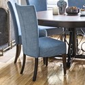 Canadel Custom Dining Customizable Upholstered Side Chair - Item Number: CNN05013MA13MNA