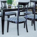 Canadel Custom Dining Customizable Side Chair - Item Number: CNN060015T05MAA