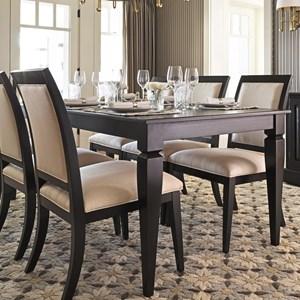Canadel Custom Dining Furniture At Jordan S Home Furnishings New