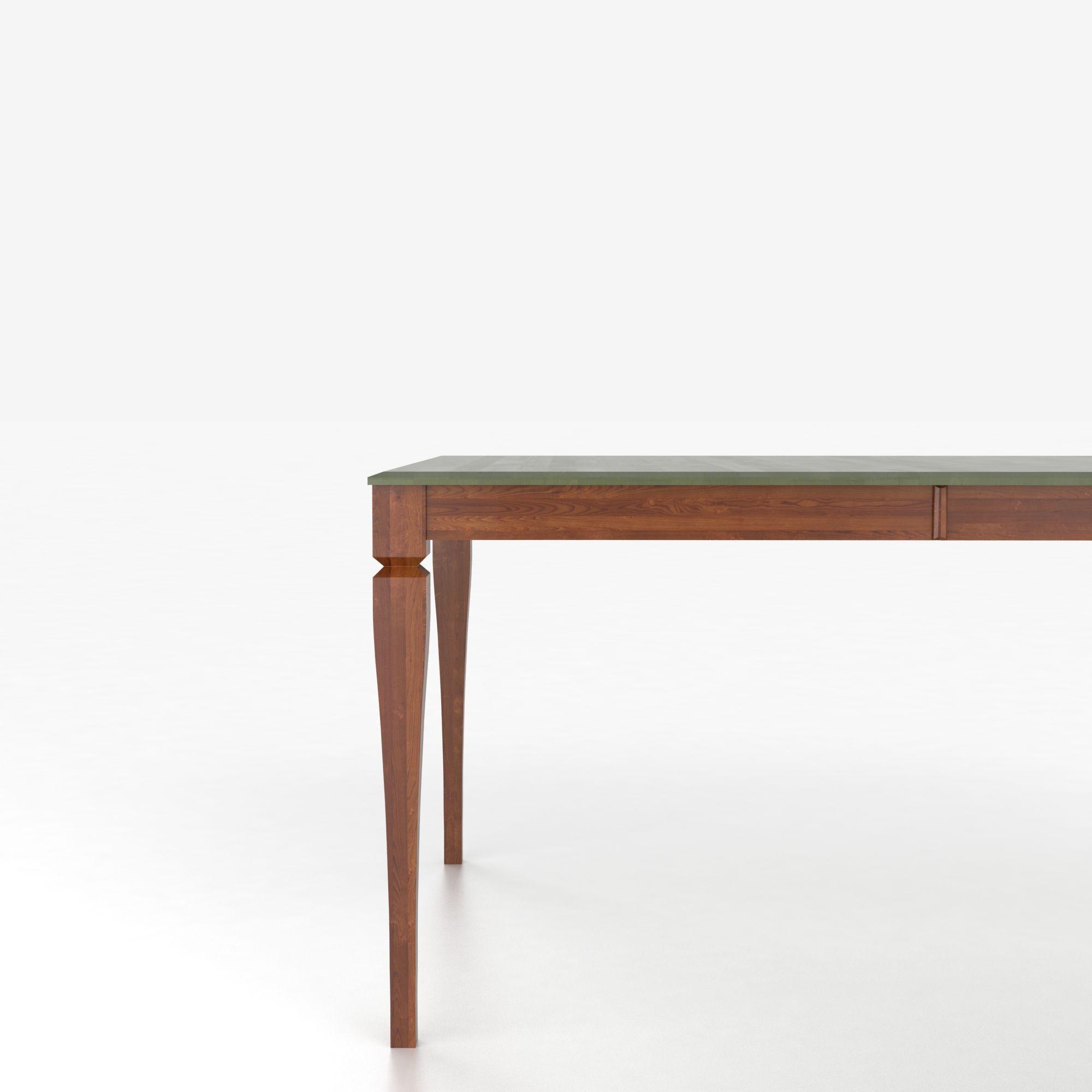 Canadel Custom Dining Tables Customizable Rectangular