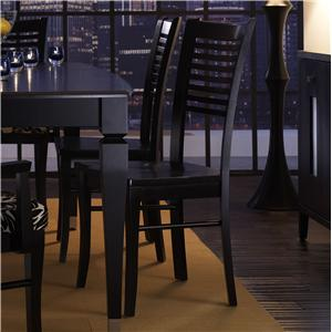 Canadel Custom Dining - Contemporary <b>Customizable</b> Side Chair