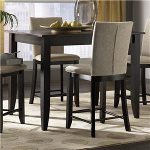 Perfect Canadel Custom Dining   High Dining U003cbu003eCustomizableu003c/bu003e Rectangular Table