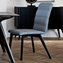 Canadel Downtown - Custom Dining Customizable Side Chair - Item Number: CHA05143MA05MNA