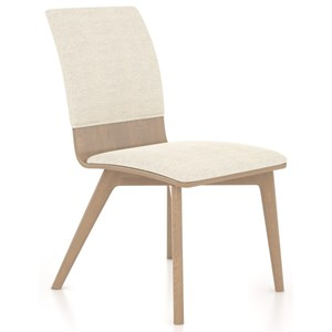 Canadel Downtown - Custom Dining Customizable Side Chair