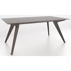 Canadel Downtown - Custom Dining Customizable Rectangular Table