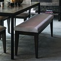 Canadel East Side Customizable Dining Bench - Item Number: BEN090607R81ENA