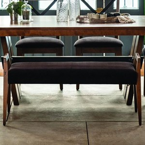 Canadel East Side Customizable Dining Bench