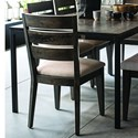 Canadel East Side Customizable Dining Chair - Item Number: CHA092237R81ENA