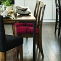 Canadel East Side Customizable Dining Side Chair - Item Number: CNN090395H03EVE