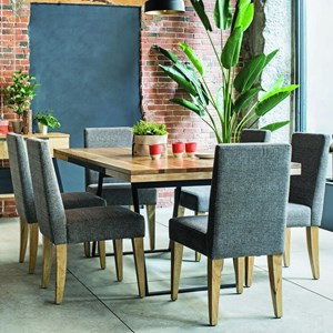 Canadel East Side Casual Dining Room Group