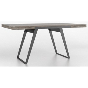 Canadel East Side Customizable Dining Table with Wood Top