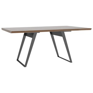 Customizable Live Edge Table