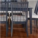 Canadel Gourmet - Custom Dining <b>Customizable</b> Upholstered Side Chair - Item Number: CHA09015TW15MVE