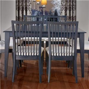 Canadel Gourmet - Custom Dining <b>Customizable</b> Square Table