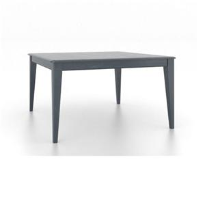 Canadel Gourmet - Custom Dining <b>Customizable</b> Square Table